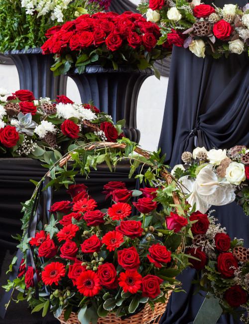 Allestimenti mortuaria